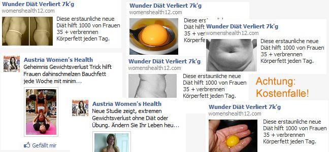 Watchlist Internet Achtung Diat Fallen Auf Facebook