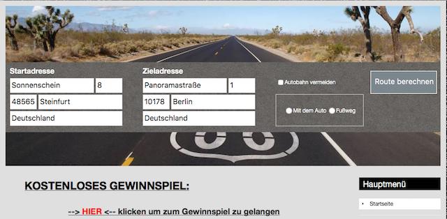 Watchlist Internet: Keine Zahlungspflicht auf maps-24.info