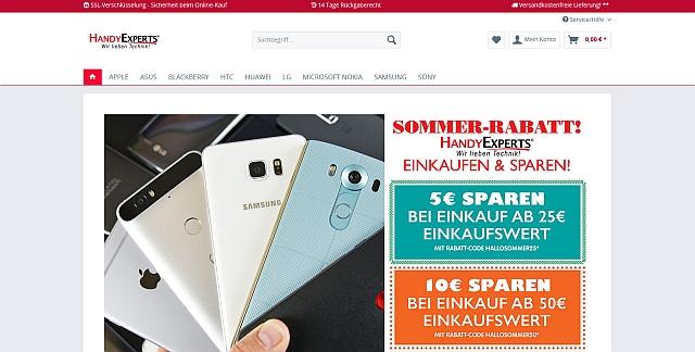352a6836455ac7 Watchlist Internet  Nicht bei handyexperts.de einkaufen!