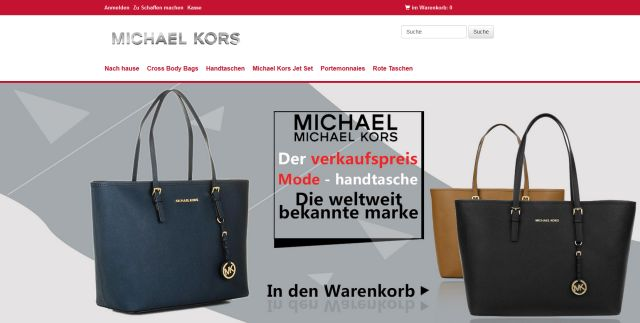 a60694492ac27 Watchlist Internet  Michael Kors-Fälschungen auf internationalfans.com