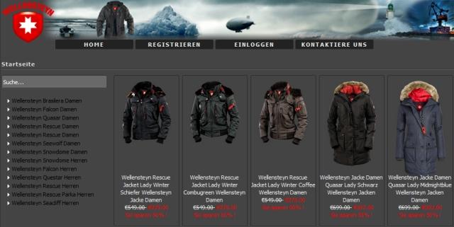 hot sale shop best sellers release date Watchlist Internet: Warnung vor wellensteyn-germany.com