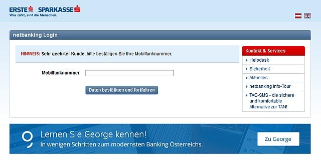 Watchlist Internet: Vermeintliche Sicherheits-App der Erste Bank ist ...