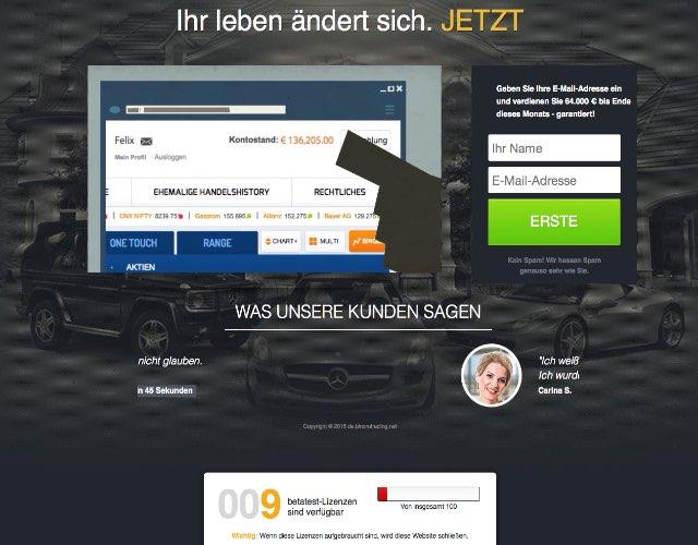Watchlist internet warnung vor online handel mit bin ren - Office of investor education and advocacy ...