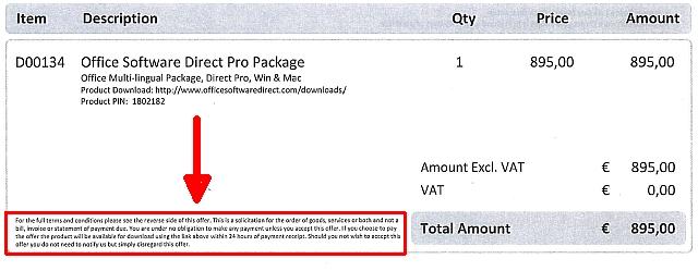 Wish Rechnung Bezahlen : watchlist internet rechnung von office software direct nicht bezahlen ~ Themetempest.com Abrechnung