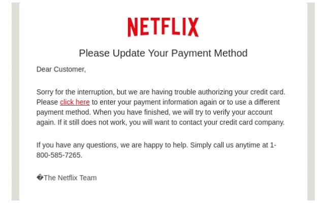 Netflix Zugangsdaten
