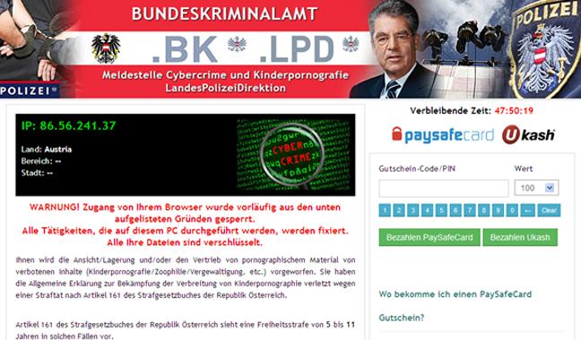 Watchlist Internet Deutschland
