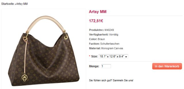 Louis Vuitton Günstig
